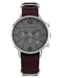 French Connection - Interchangeable Strap Watch - Lyst
