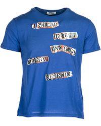 Valentino T-shirt maglia maniche corte girocollo uomo