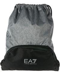 EA7 - Rucksack Backpack Travel Vigor 7 - Lyst