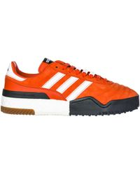 Alexander Wang - Orange Aw Bball Soccer Boost Trainers - Lyst