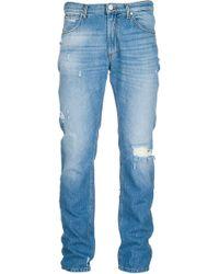 Versace Jeans - Jeans Denim Tiger - Lyst