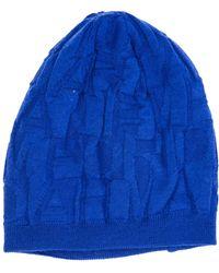 Emporio Armani - Beanie Hat - Lyst
