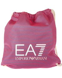 EA7 - Rucksack Backpack Travel Beach - Lyst