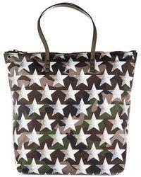 Valentino - Bag Handbag Nylon Camustars - Lyst
