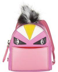 Fendi Bag Bugs Backpack Charm