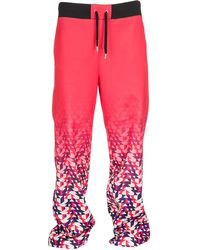 Versace Jeans - Sport Tracksuit Trousers - Lyst
