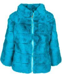 Blugirl Blumarine - Fur Jacket Women - Lyst