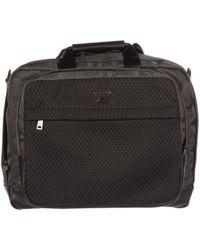 Armani Jeans - Briefcase Attaché Case Laptop Pc Bag Nylon - Lyst