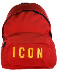 DSquared² - 'icon' Backpack - Lyst