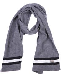 Bally - Wool Scarf Knits - Lyst