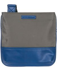 D-ANTIDOTE Fila Logo Mini Crossbody Bag in Blue for Men - Lyst 63162628f0171