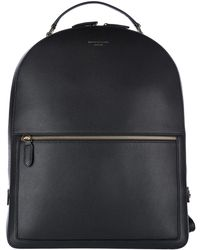 Aspinal - Leather Rucksack Backpack Travel - Lyst