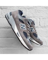 New Balance - 991 - Lyst
