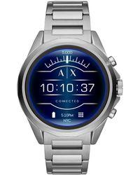 Armani - Smartwatch Herrenuhr AXT2000 - Lyst