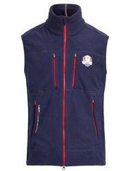 Polo Ralph Lauren - Gilet sans manches U.S. Ryder Cup Team - Lyst c7d827011915
