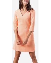 a6e3ba17320 Robes de jour et casual CAROLL femme à partir de 35 € - Lyst