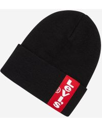 Levi's - Bonnet logotypé - Lyst