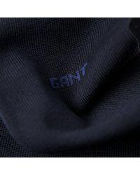 GANT - Three-pack Mercerized Cotton Socks - Lyst