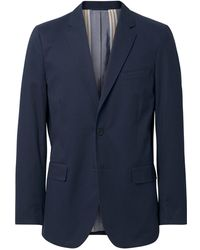 GANT - Regular Casual Twill Blazer - Lyst