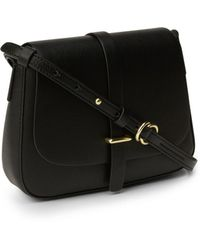 Gap - Crossbody Saddle Bag - Lyst
