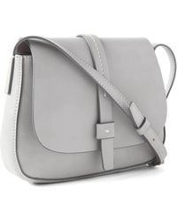 Gap - Crossbody Saddle Bag - Lyst