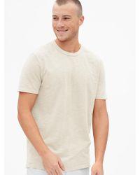 e2f63f08 Gap Graphic Short Sleeve Crewneck T-shirt for Men - Lyst