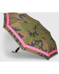 Gap Classic Print Umbrella - Green