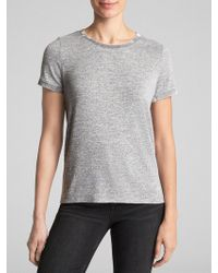 GAP Factory - Softspun T-shirt - Lyst