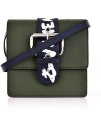 Vivienne Westwood - Alex Small Crossbody Bag 42010033 Navy/white - Lyst