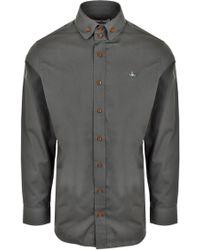 d9110037 Men's Vivienne Westwood Shirts Online Sale - Lyst