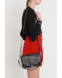 RED Valentino - Flower Puzzle Shoulder Bag - Lyst
