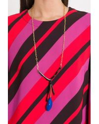 Marni - Abstract Pendant Necklace - Lyst