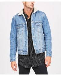Insight - Nickleson Western Jacket Blue - Lyst