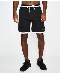 Zanerobe - Goalline Short Black - Lyst