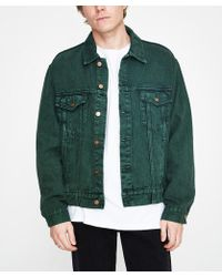 Insight - Garage Jacket Trail Green - Lyst