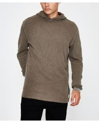 RVCA - Scribe Pullover Hoodie - Lyst