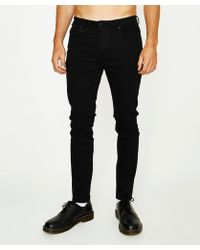 Neuw - Ray Tapered Jean Northern Black - Lyst