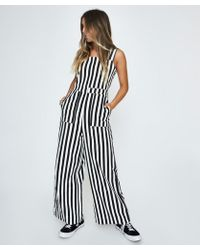 Neuw - Jane Onepiece Stripe - Lyst