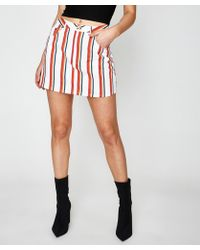 Insight - Stamp Skirt Stripe - Lyst