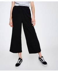 Dr. Denim - Abel Trousers Black - Lyst