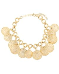 Balmain - Medals Necklace - Lyst