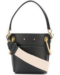 Chloé - Drawstring Top Tote Bag - Lyst