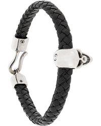 Alexander McQueen | Skull Detail Bracelet | Lyst