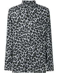 Tom Ford - Leopard Print Shirt - Lyst