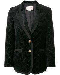 Gucci - Gg Supreme Dinner Jacket - Lyst