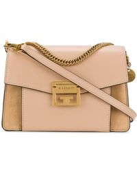 Givenchy - Foldover Chain Crossbody Bag - Lyst