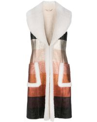 Fendi | Dégradé Effect Gilet | Lyst