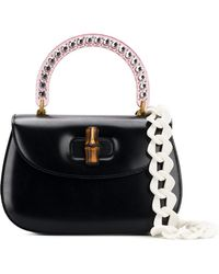 Gucci - Bamboo Top Handle Tote Bag - Lyst
