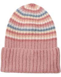 Tak.ori - Multicolour Mohair Hat - Lyst