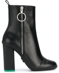 Off-White c/o Virgil Abloh - Chunky Boots - Lyst
